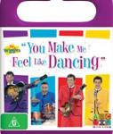 Wiggles DVD - You Make Me Feel Like Dancing