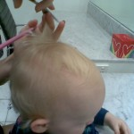 Ben\'s First Haircut