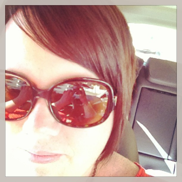 My new do....much the same as my old do xo
