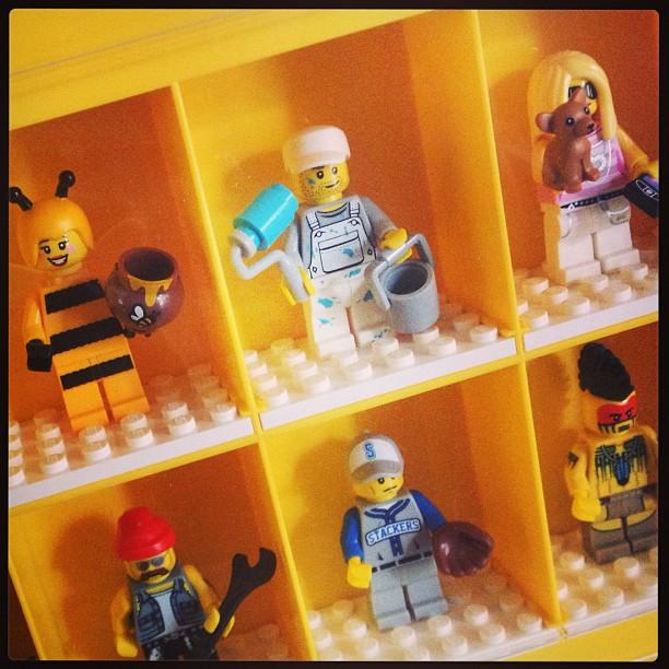 I heart LEGO!!