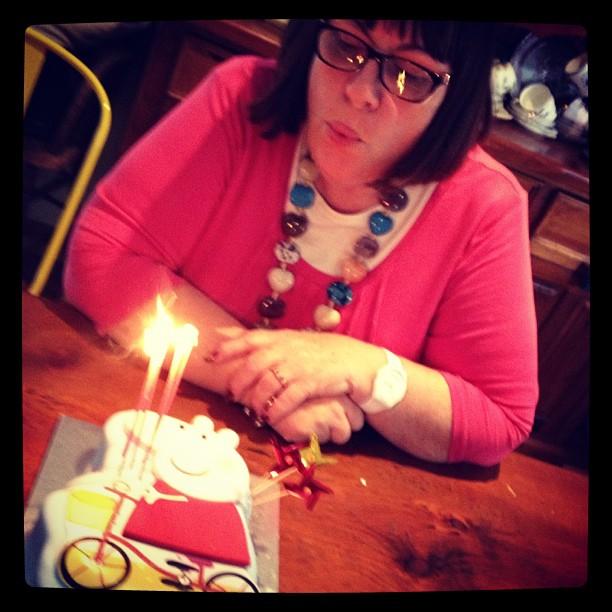 Happy Birthday Gramma xo