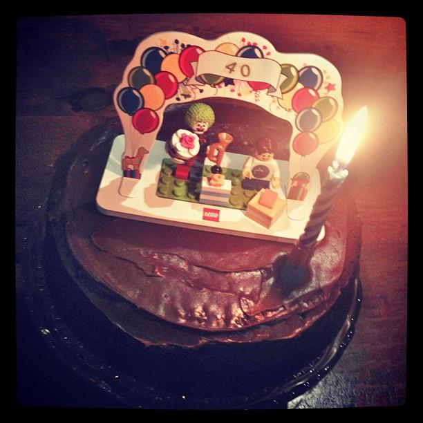 More cake and happy birthdays xo