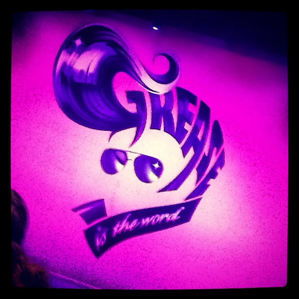 Grease.....