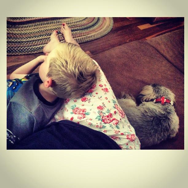 My lap this morning xx
