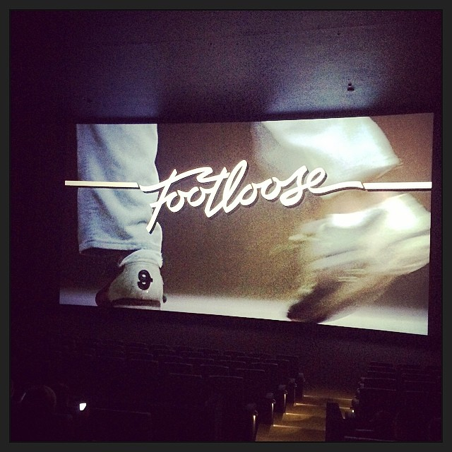 Footloose Baby!!