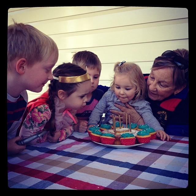 Happy Birthday Nanny xx