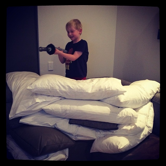 Pillow forts are the best