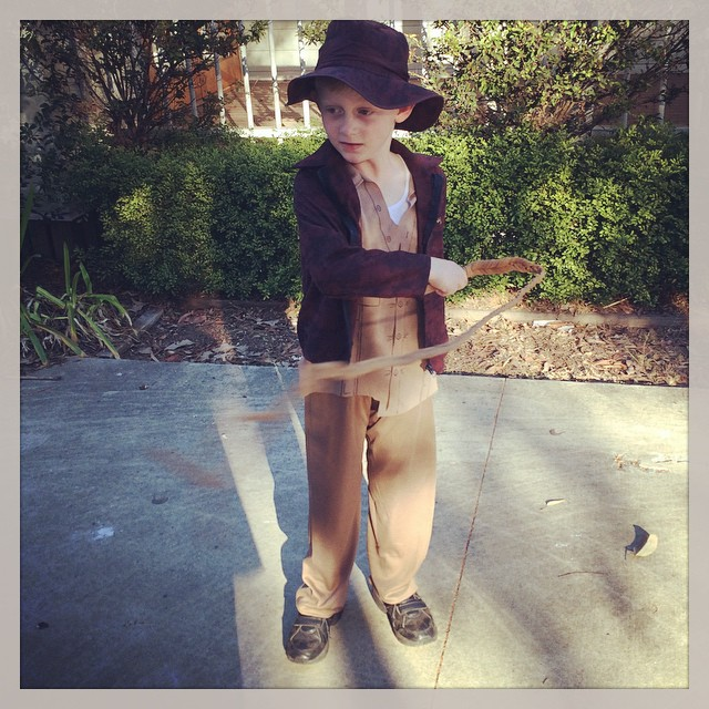 Book Week - Indiana Jones