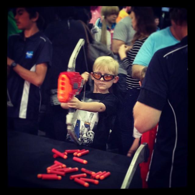 More fun at Comic Con