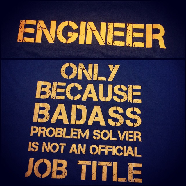 Unofficial job title