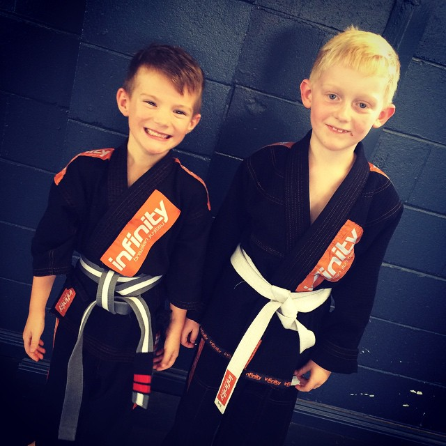 Lots of smiles at grading!