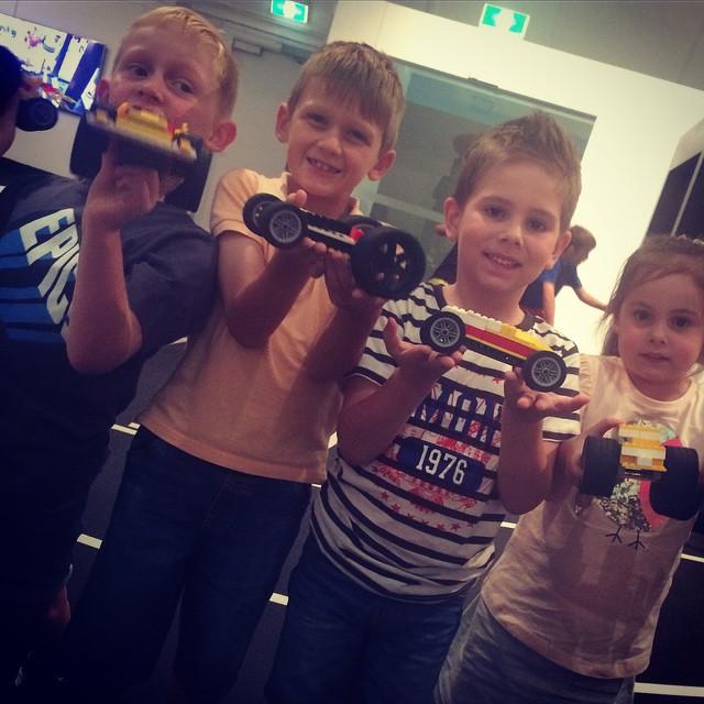 Lego Racers!!