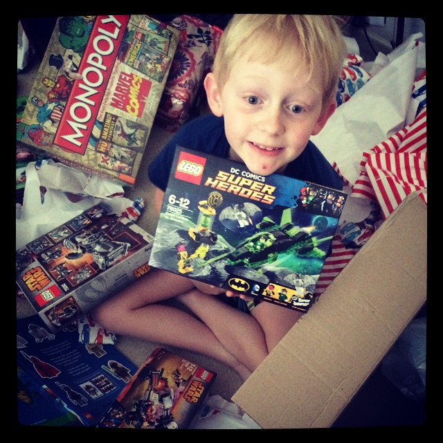 This little guy is 8 today xxx
