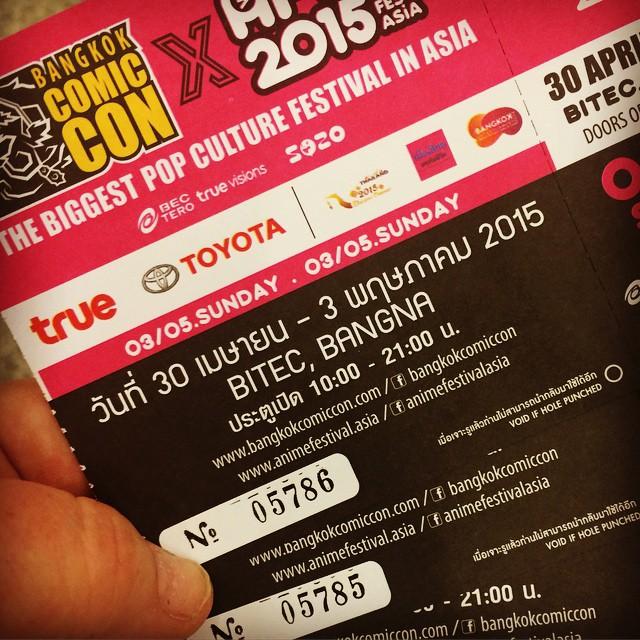 Comic Con Bangkok
