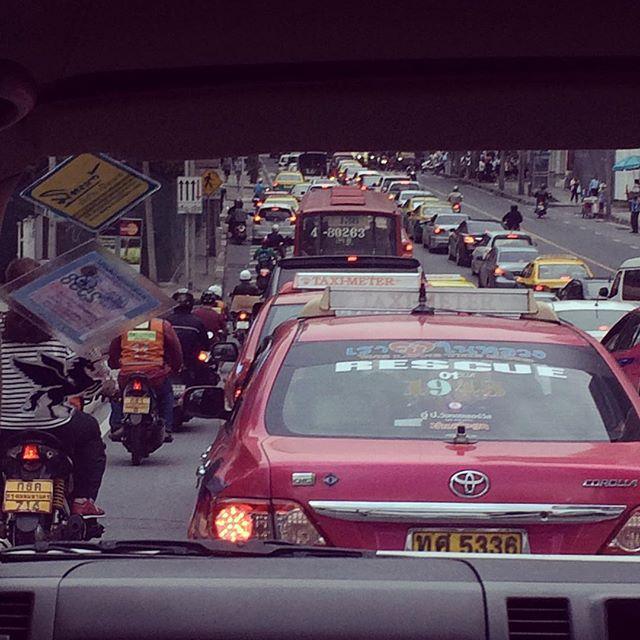 Traffic 😕