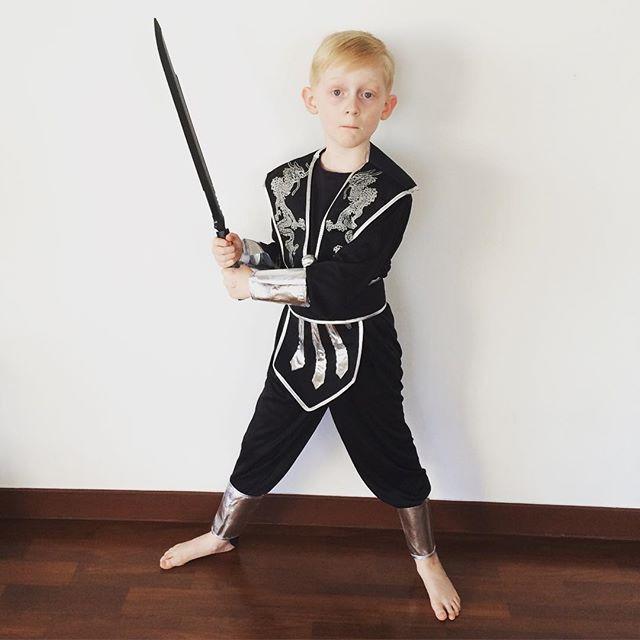 Halloween Ninja!