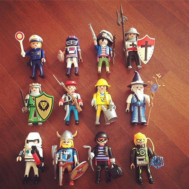 Playmobil 😀
