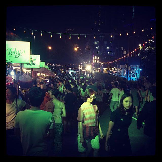 Winter Market Fest #3 (winter in Thailand is bollocks!!! So bloody hot!)