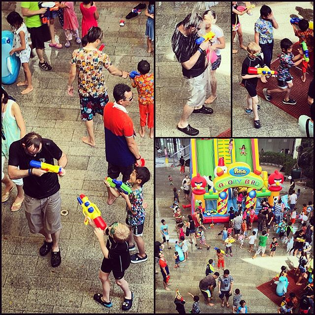 Happy Songkran - Thai New Year