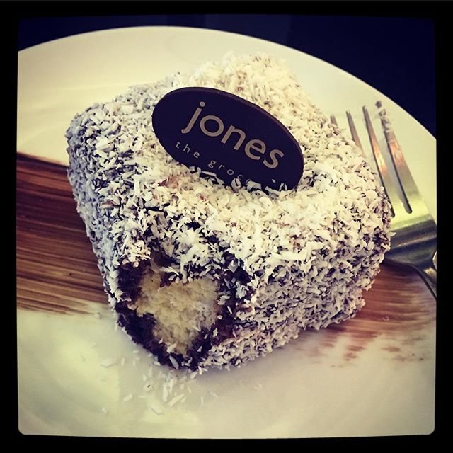 Best Lamington (only one) in Bangkok