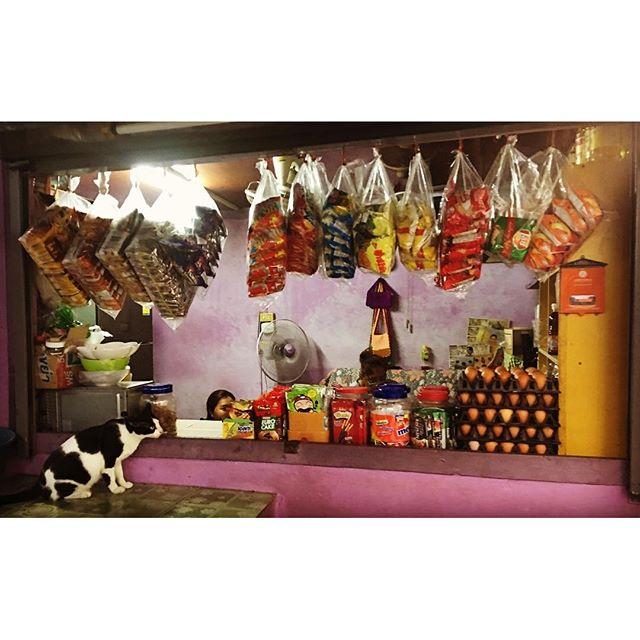Shop in the slum