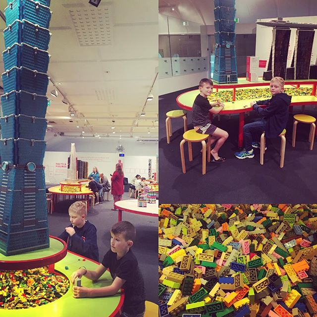 Towers of Tomorrow at Ipswich Art Gallery with the Sandaver's xxx