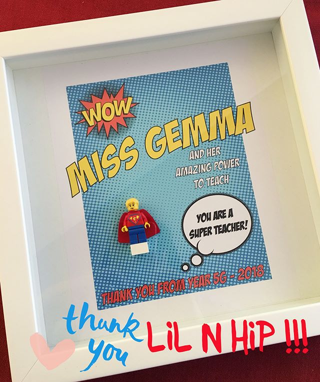 Lil n hip  have done it again! I love Miss Gemma's end of year teachers gift ️️️ https://m.facebook.com/Lilnhip/
