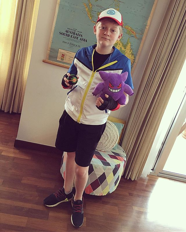 Book Week 2019 - Pokémon Trainer.